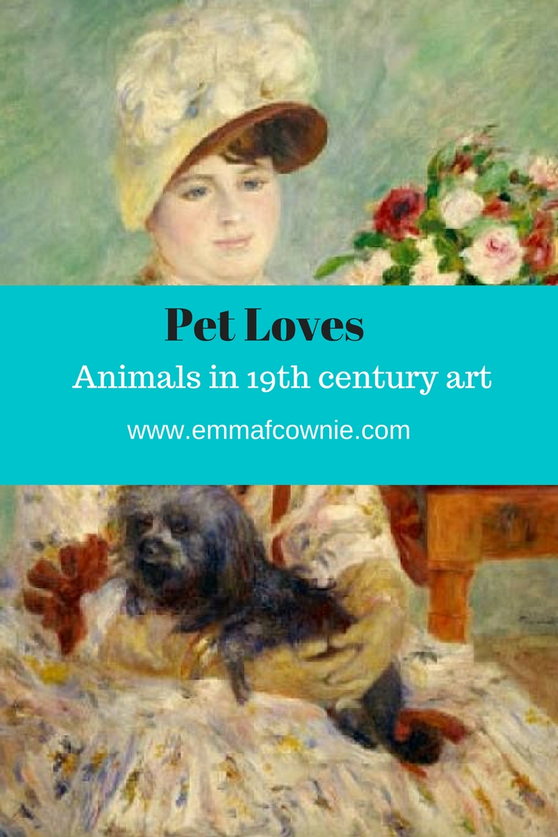 Pet Loves in the 19th century