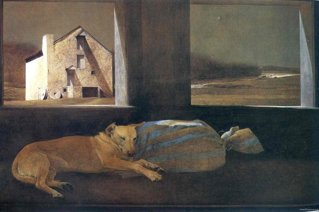 images-about-andrew-wyeth-on-limited-edition-nc-master-bedroom-wind-from-the-sea-dog-print-jacob-lawrence-cabinet-maker-of-sleeping-puppies-original-jamie-painting-noten