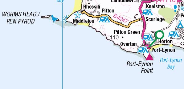 Port Eynon - Rhossili.JPG