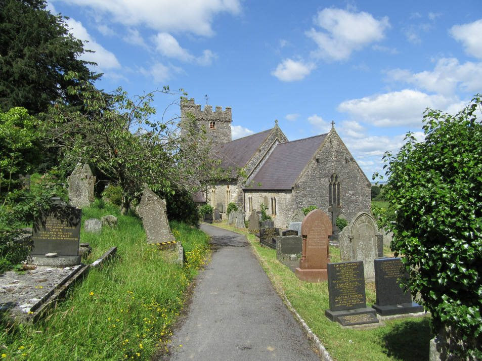 Llanridian Church
