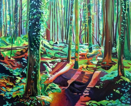 Light Coloured Pinewood
