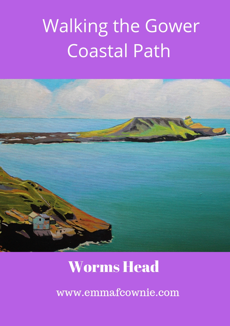 Worms Head: a footnote to the Gower Walks