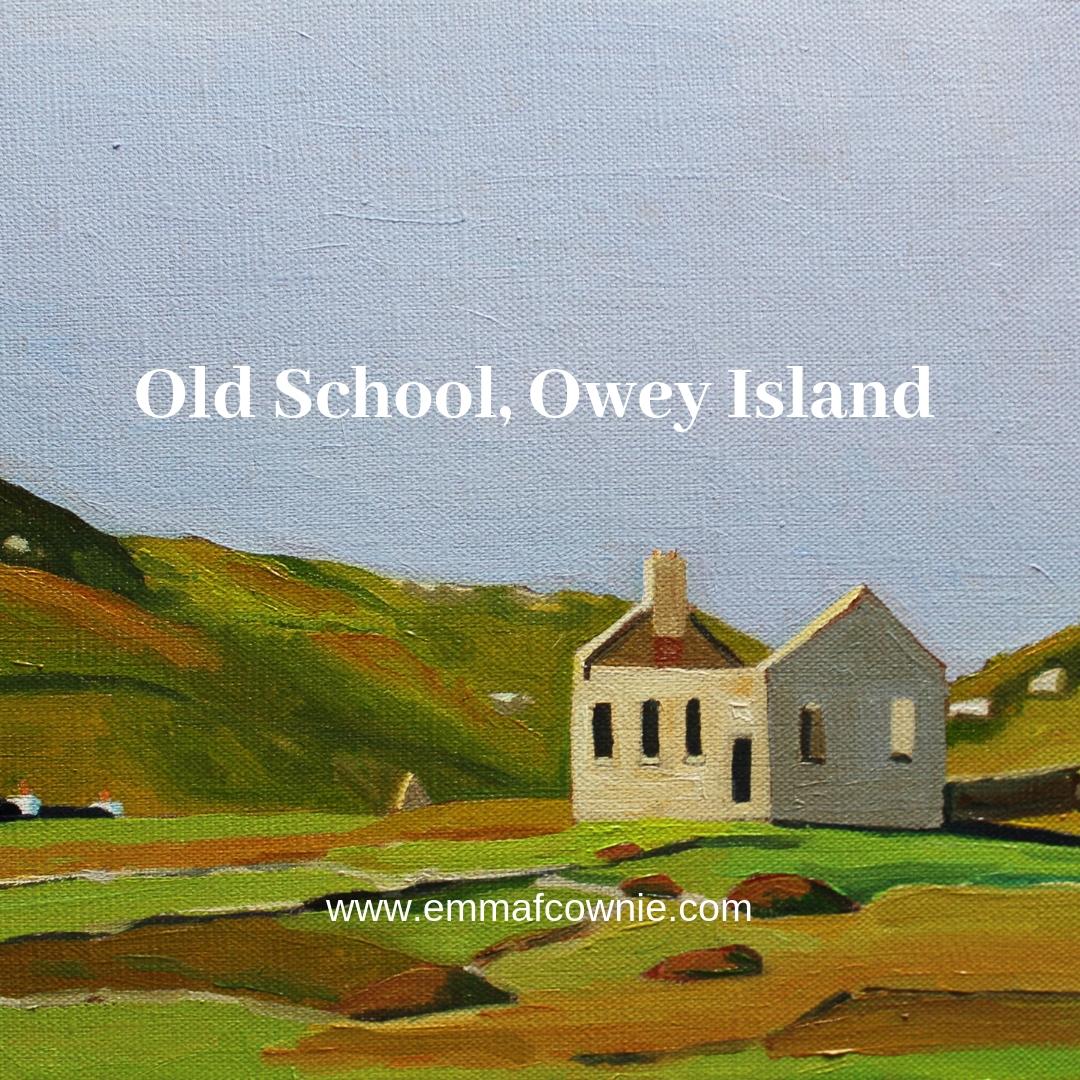The Old School, Owey Island