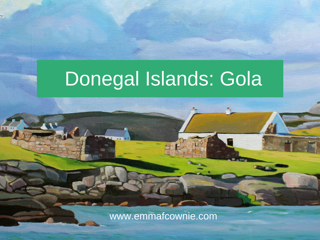 Donegal Islands: Gola