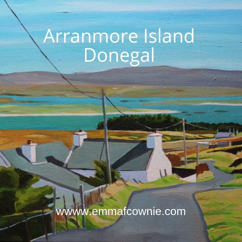 Arranmore Island, Donegal