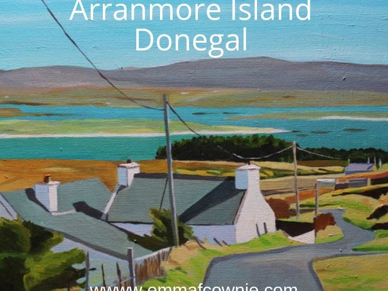 Donegal paintings for sale