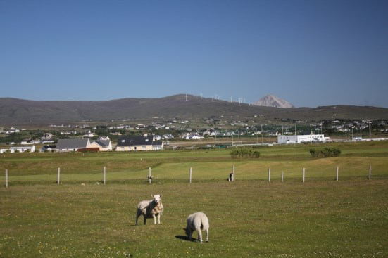 Gweedore from Magheragallon (Machaire Gathlán)