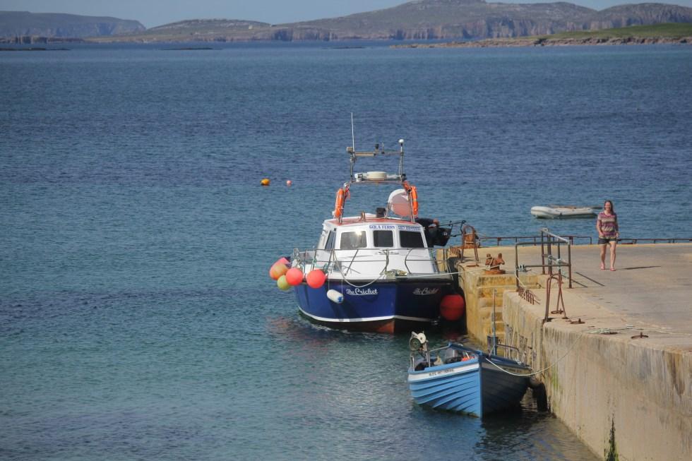 Magheragallon Pier