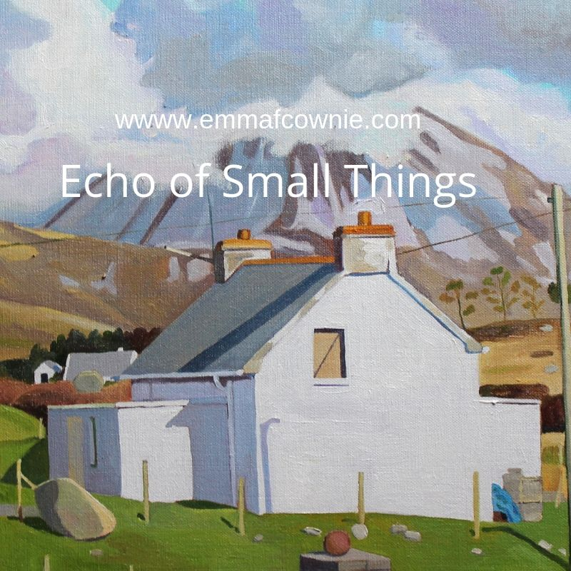 Echo Of Small Things