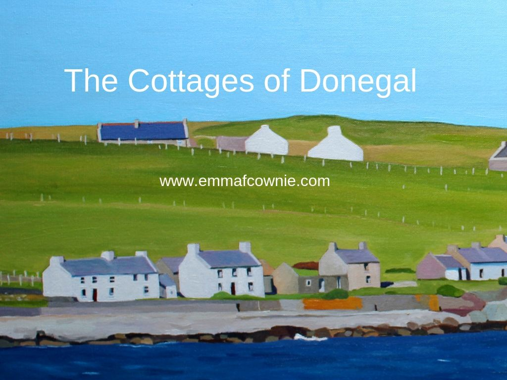 The Cottages of Donegal
