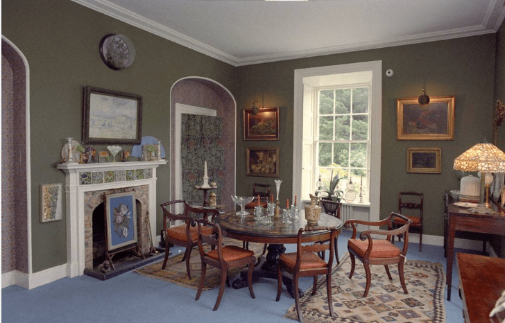 Dining Room, OPW, Official website