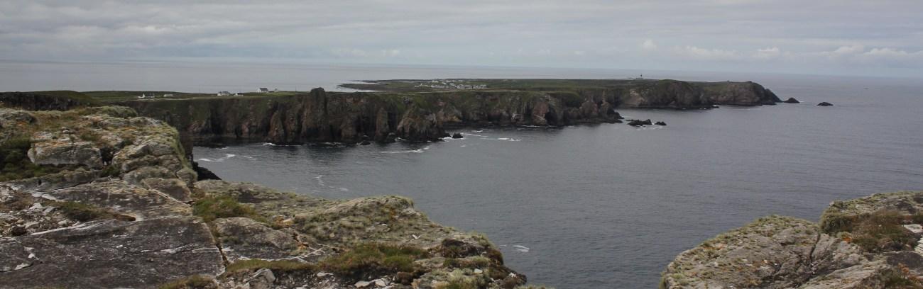 Tory Island From Dun Bhaloir