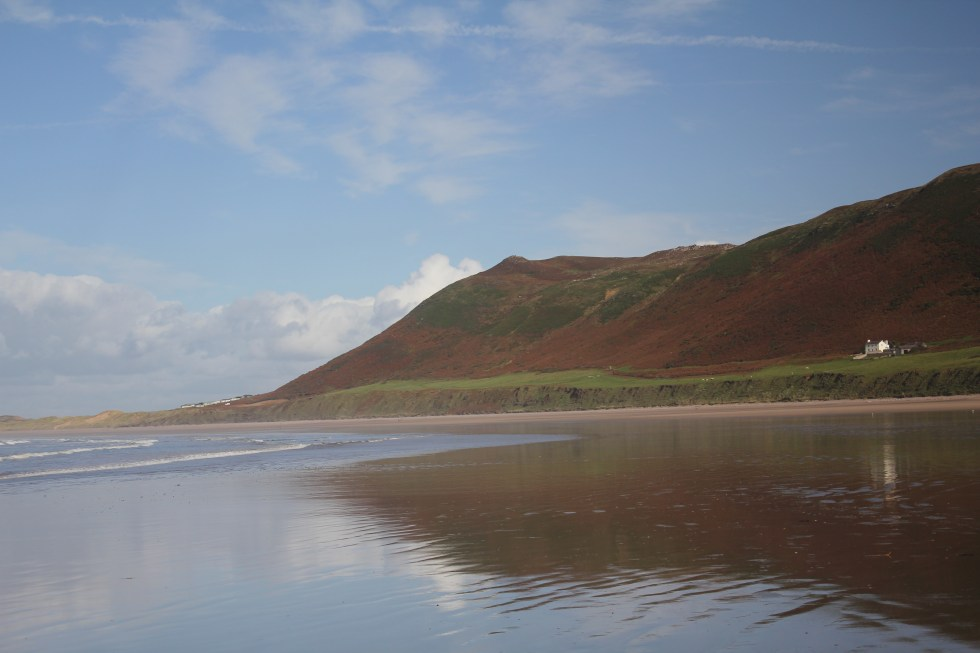 Rhossili Reflection