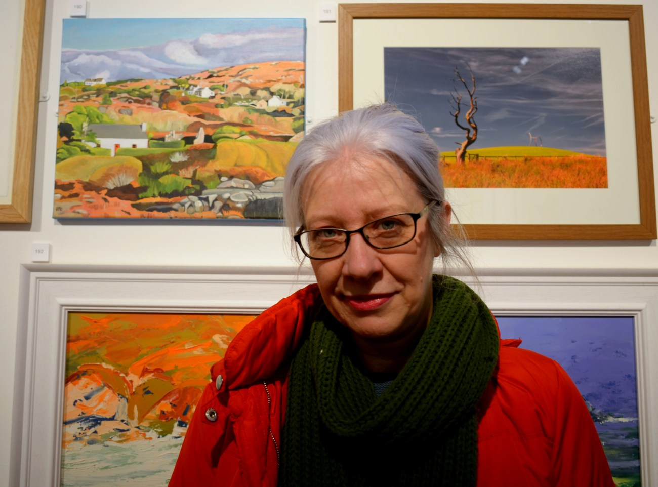 Emma Cownie Exhibition