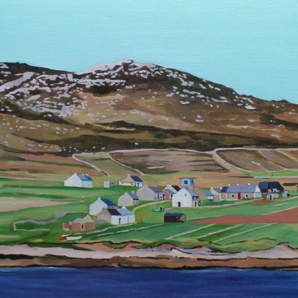 Painting of Ireland