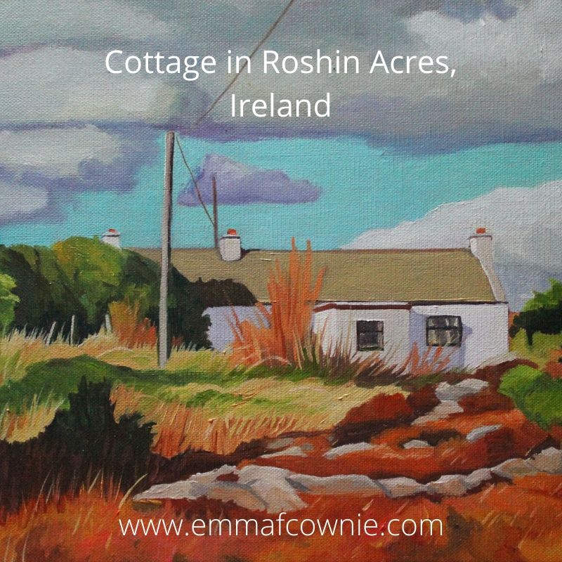 Cottage in Roshin Acres, Ireland
