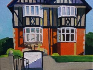 Mock Tudor, Swansea