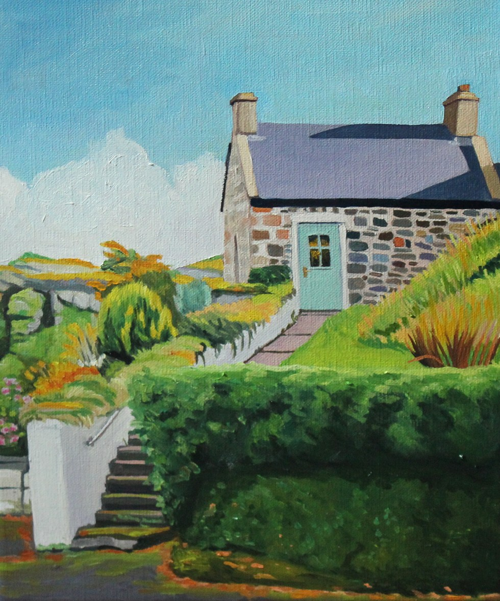 Bunbeg Cottage Donegal Ireland