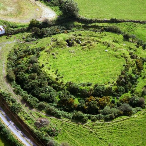 From ringfort to ring road: The destruction of Ireland's fairy forts Some of these ancient mounds date back to 3000 BC, but many are buried under motorways Sat, Mar 13, 2021, 06:00 Manchán Magan 12 Cappeen Ringfort in Co Cork. Photograph: National Monuments Service Cappeen Ringfort in Co Cork. Photograph: National Monuments Service