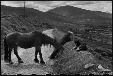 Henri Cartier-Bresson (1908-2004) Munster, County Kerry, Ireland, 1952