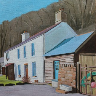 Ship Cottage Pwll Du (Gower)_Emma Cownie