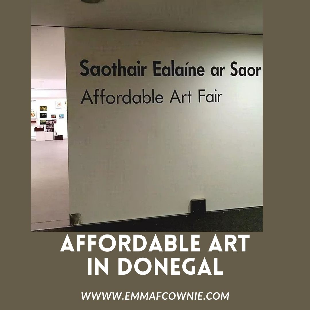 Affordable Art in Donegal