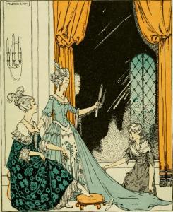 Cinderella, Mildred Lyon, fairytales, fairytale, classic, Charles Perrault