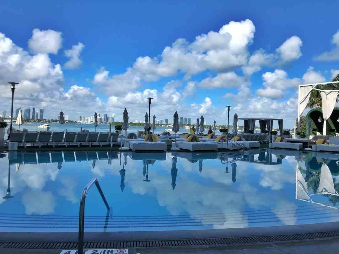 Miami Photos - Mondrian South Beach