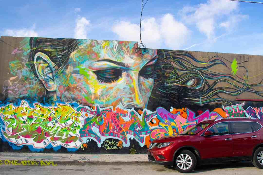 Miami Photos - Wynwood Murals