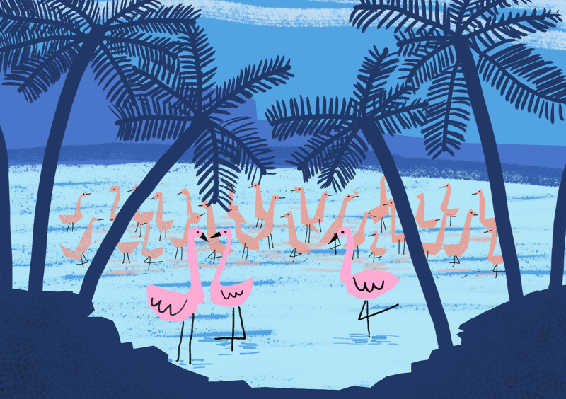 EJP-Katy-Welsh-New-Designers-2017-Flamingo-Paperscape