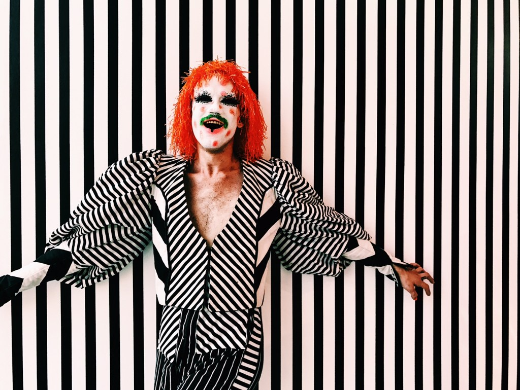 EJP-Camille-Walala-Now-Gallery-Play-monochrome-drag-queen