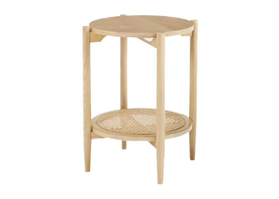 John Lewis ANYDAY cane side table