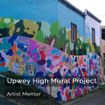 Upwey High Mural