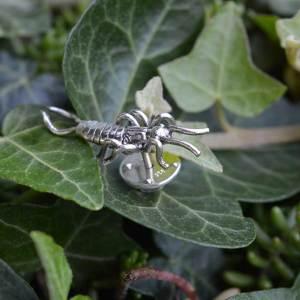 Earwig Lapel Pin 3 - Emma Keating Jewellery