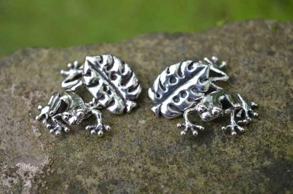 Frog-Cufflinks-1---Emma-Keating-Jewellery