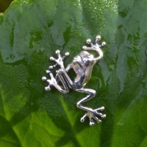 Mini Tree Frog - Emma Keating Jewellery