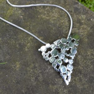 Speckled Pendant 1b - Emma Keating Jewellery