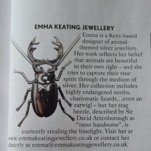 Vogue Sept17 4b - Emma Keating Jewellery