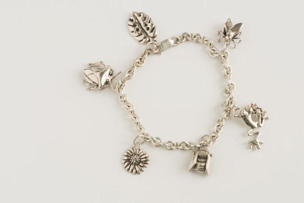 Charm Bracelet - Emma Keating Jewellery CW