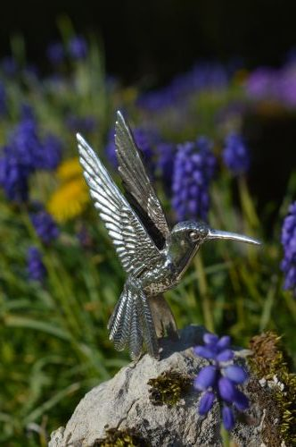 hummingbird ornament - emma keating jewellery