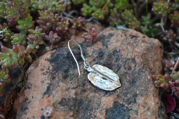 cheese plant drop underside s - Emma Keating Jewellery