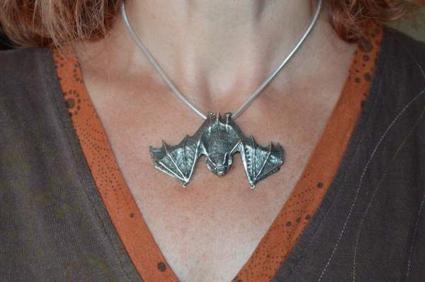 Pipistrelle Bat O7s - Emma Keating Jewellery