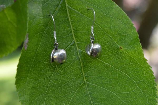 Apple Drop Earrings 3s - Emma Keating Jewellery