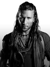 Zach McGowan, the inspiration for The Sword and Shield's main character, Ezra Toth.