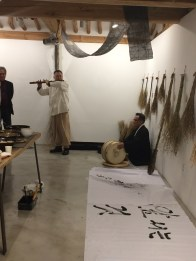 Pansori concert with wooden flute