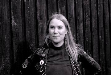 Eduskuntavaaliehdokas Emma Lindqvist