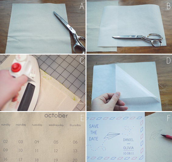 how to make save the dates