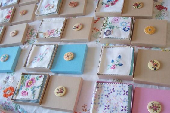 mini invitation booklets