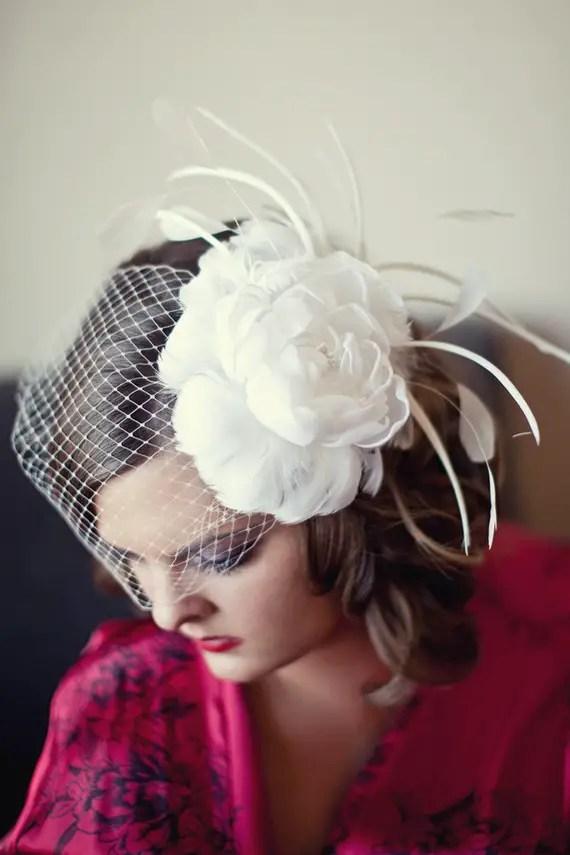 bridal fascinators