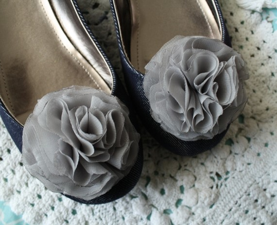 shoe clips for bridesmaids